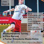 turniej kadry B (Kielce, 28-30.12.15)