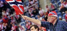 Norwegia w czołowej czwórce EURO!
