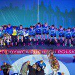 17.05.2015 LUBIN PILKA RECZNA KOBIET PGNIG PUCHAR POLSKI FINAL FOUR MECZ FINALOWY SEZON 2014/2015 HANDBALL WOMEN PGNIG POLISH CUP FINAL FOUR SEASON 2014/2015 KGHM METRACO ZAGLEBIE LUBIN - VISTAL GDYNIA N/Z KORONACJA FOT TOMASZ FOLTA / PRESSFOCUS