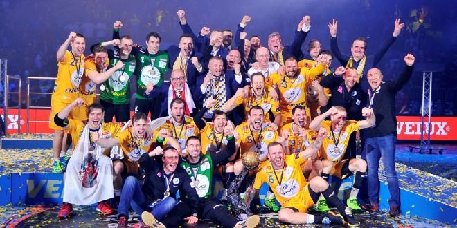 Vive Tauron Kielce wygrało Ligę Mistrzów!