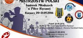 Rozdano medale MP Juniorek Młodszych