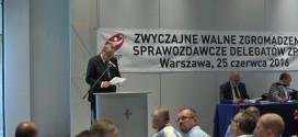 Walne Zgromadzenie Sprawozdawcze Delegatów ZPRP