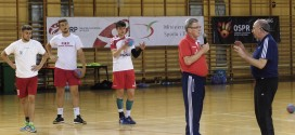 Kursokonferencja trenerska w Spale