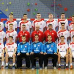 Polish M18 national team photo 2 - EC in Croatia 10-22.08.16