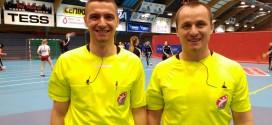 Chrzan-Janas z uprawnieniami sędziów kontynentalnych EHF