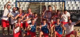 Polacy i Polki na remis w pierwszym dniu juniorskich ME w plażówce