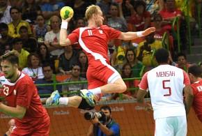 Polska-Dania / IO w Rio de Janeiro / 19.08.2016