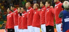 Trzeci drużyna świata kontra mistrzowie Europy