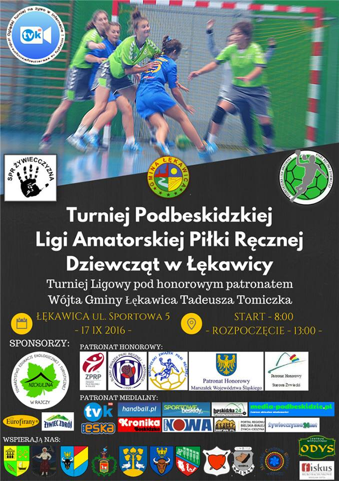 Turniej w Łękawicy