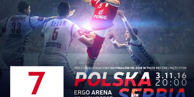 Do meczu z Serbią już tylko 7 dni. Ostatnie bilety w sprzedaży