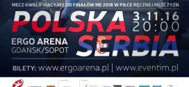 Akredytacje na mecz Polska-Serbia w kw. EHF EURO 2018