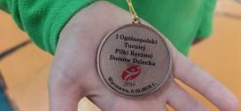 I Ogólnopolski Turniej Piłki Ręcznej Domów Dziecka