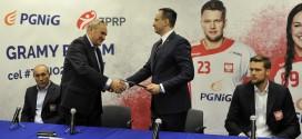 PGNiG stawia na piłkę ręczną – strategiczny sponsor przedłużył umowę z ZPRP