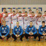 juniorzy młodsi (Obrusiewicz) Cetniewo - listopad 2016