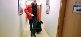 Z wizytą w hotelu Biało-czerwonych (video)