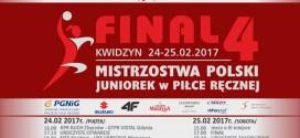 Finały Mistrzostw Polski Juniorek