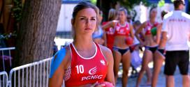 Marta Łyszczyk: Piłka ręczna plażowa ma ogromny potencjał