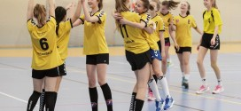 Rodzinny turniej piłki ręcznej w Kraśniku