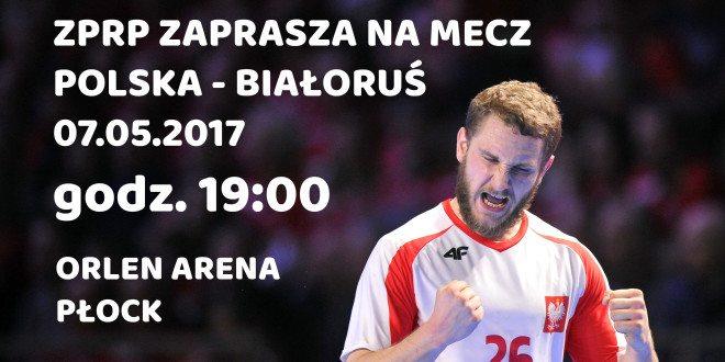 Kibicuj Biało-czerwonym w Płocku!