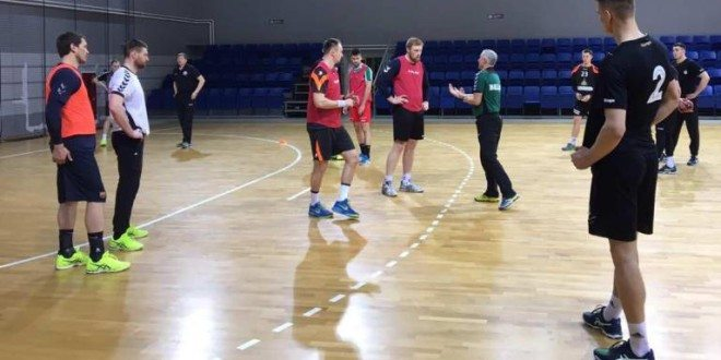 Białorusini szykują się do meczów z Polską