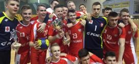 Triumf juniorów młodszych w Kielcach