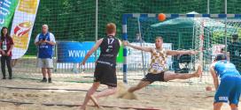 Młodzieżowe MP w plażówce ponownie w Szczecinie Dąbiu