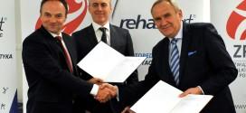 Rehasport Clinic Partnerem Medycznym ZPRP do końca 2020 roku