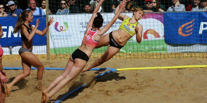 Uwaga! Szkolenia z piłki ręcznej plażowej!