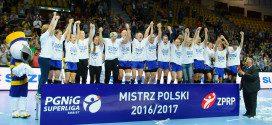 Vistal Gdynia nowym mistrzem Polski!