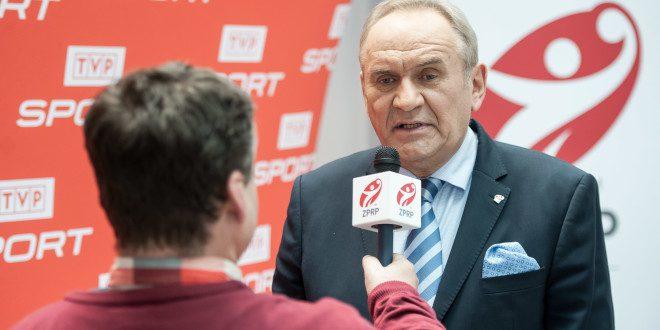 Andrzej Kraśnicki: Umowa z TVP to szansa dla piłki ręcznej