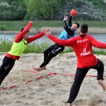 plaża_trening