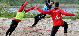 Trening reprezentacji Polski w plażówce (video)