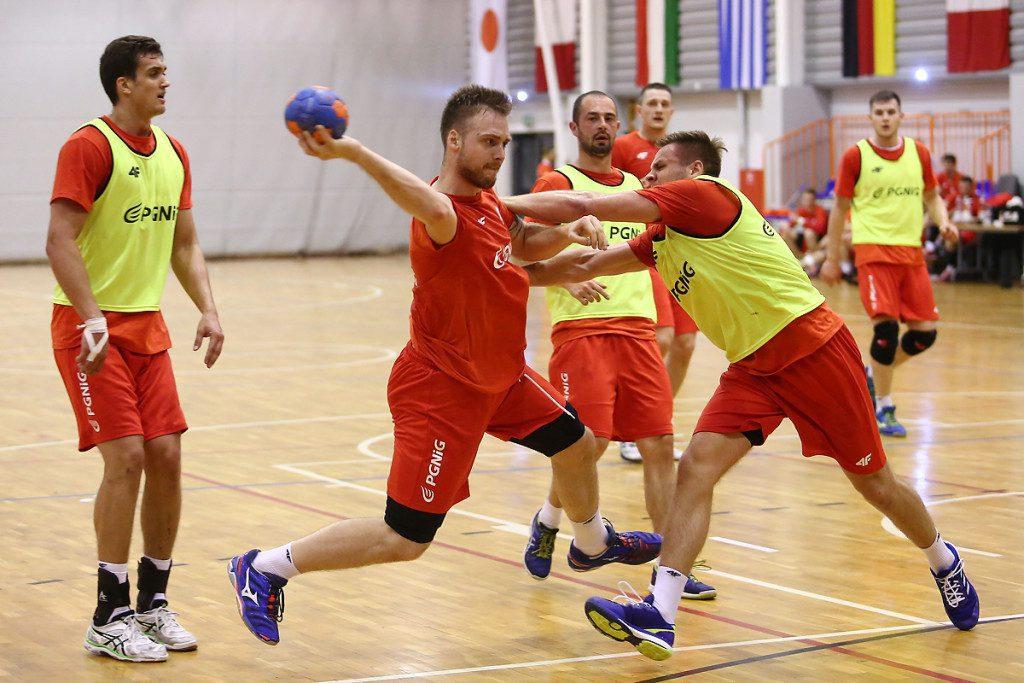 Trening reprezentacji Polski mezczyzn Kadra A i B