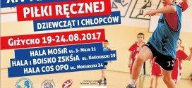 XIV Mazurski Festiwal Piłki Ręcznej
