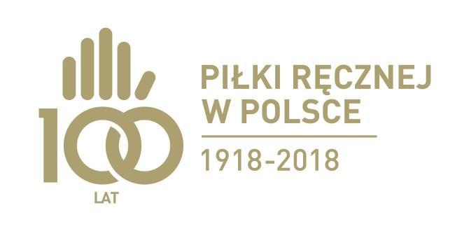 Wyjątkowy logotyp na wyjątkowy Jubileusz! 100 lat piłki ręcznej w Polsce!