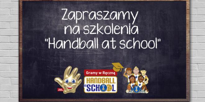 Handball at School – tym razem w Kielcach