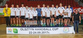 Olsztyn Handball Cup 2017 – rozdano trofea