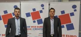 Polacy poprowadzą mecz Pucharu EHF