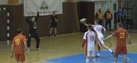 Juniorzy wygrali w Bukareszcie