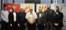 Delegacja IHF z wizytą w Kielcach i Warszawie