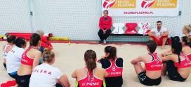 Piaskowa kadra trenowała w Spale