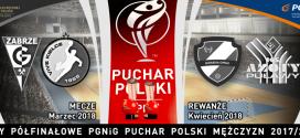 Poznaliśmy półfinalistów PGNiG Pucharu Polski mężczyzn