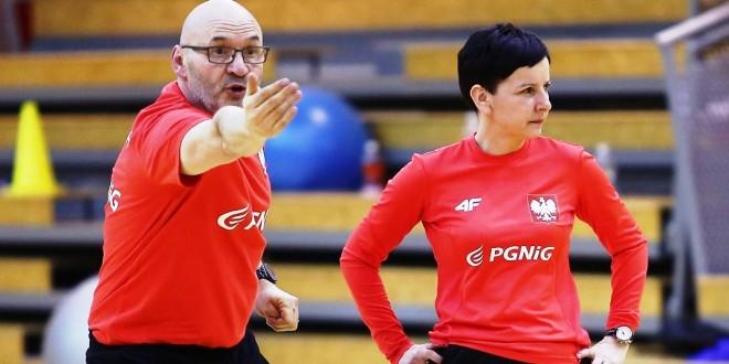 Biało-czerwone trenują w Szczyrku przed decydującymi meczami w kw. ME