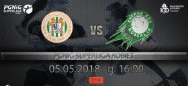 Metraco Zagłębie Lubin – Energa AZS Koszalin w TVP Sport