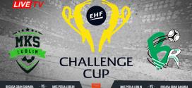 O triumf w Challenge Cup na antenie TVP Sport