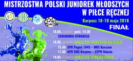 Mistrzostwa  Polski Juniorek Mł. – Finały