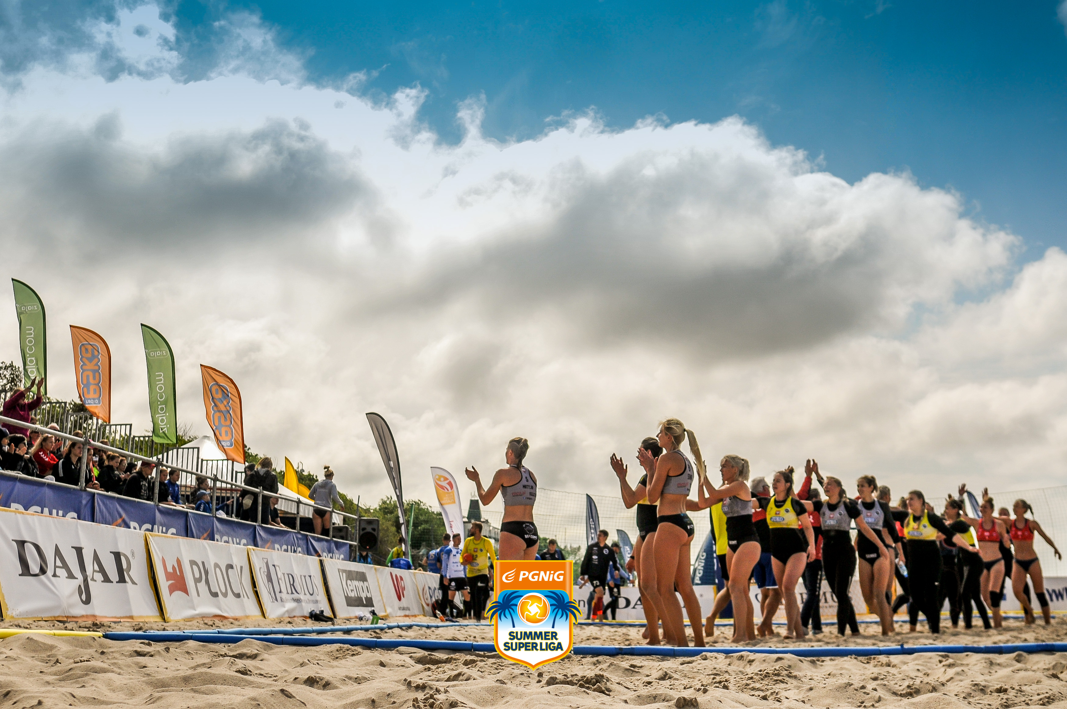 PGNiG SUMMER SUPERLIGA MIELNO 2018