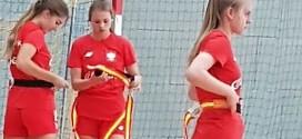 Juniorki trenują w Szczyrku