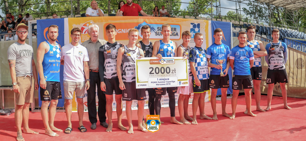 PGNiG Summer Superliga WARSZAWA 2018-