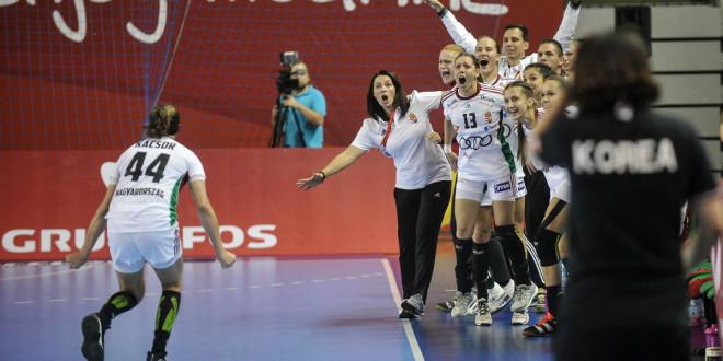 Węgierki już w finale